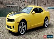 2010 Chevrolet Camaro Coupe2SS for Sale