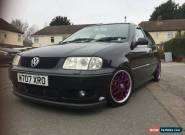 VW Polo 1.6 GTI for Sale