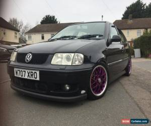 Classic VW Polo 1.6 GTI for Sale