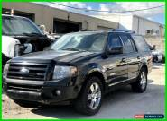 2008 Ford Expedition 4X2 Limited for Sale