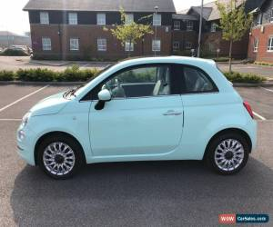 Classic 2016 FIAT 500 1.2 LOUNGE 3 DOOR GREEN / Finance and Part Exchange Available for Sale