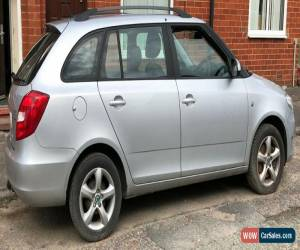 Classic SKODA FABIA - 2012 Estate - 1.6 Diesel - Silver - low insurance group for Sale