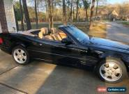 2000 Mercedes-Benz SL-Class for Sale