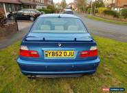 BMW 3 SERIES AUTO CLUBSPORT 330CI for Sale