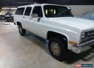 1991 Chevrolet Suburban for Sale