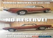 1967 Chevrolet Camaro Rally Sport Super Sport for Sale