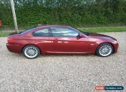 2011 11 BMW 320D COUPE SE 2DR MANUAL  for Sale