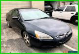 Classic 2004 Honda Accord for Sale