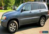Classic 2007 Toyota Highlander for Sale