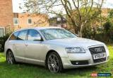 Classic 2006 AUDI A6 SE 2.0 TDI DIESEL AUTO SILVER, LONG MOT, FULLY LOADED, HPI CLEAR for Sale