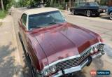 Classic 1967 Chevrolet Impala for Sale