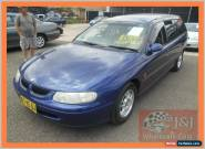 1998 Holden Commodore VT Executive Blue Automatic 4sp A Wagon for Sale