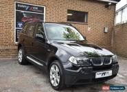 2004 BMW X3 3.0 i Sport 5dr for Sale