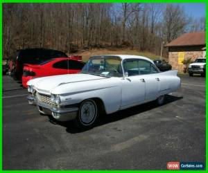 Classic 1960 Cadillac DeVille for Sale