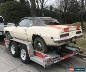 Classic 1969 Chevrolet Camaro for Sale