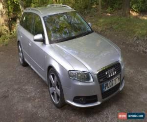 Classic Audi 2.0 TDi A4 Avant. SLine. for Sale