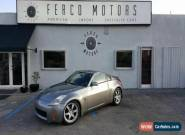 2003 Nissan 350Z Enthusiast for Sale