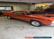 1972 Plymouth Duster none for Sale