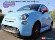 2017 Fiat 500e E-Sport for Sale