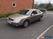 2002 FORD MONDEO ZETEC SILVER - 12 MONTHS MOT - 2 OWNERS - LOW MILEAGE for Sale