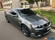 2011 Holden Commodore Ute Thunder Series 2  for Sale