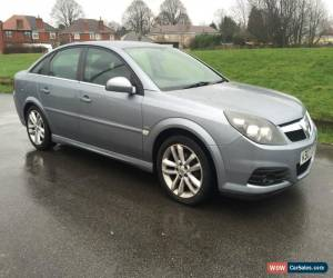 Classic 2007 VAUXHALL VECTRA SRI CDTI 150 AUTO for Sale