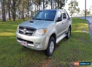 2006 TOYOTA HILUX DUAL CAB TURBO DIESEL, ONE OWNER, LOW KMS!!! for Sale