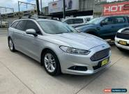 2016 Ford Mondeo MD Ambiente Silver Automatic A Wagon for Sale