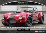 1965 Shelby Cobra Blackout for Sale