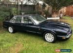 1999 Jaguar Sovereign 3.2 Blue Automatic 5sp A Sedan for Sale