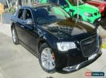 2015 Chrysler 300 MY15 C Black Automatic 8sp A Sedan for Sale