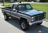 Classic 1987 GMC Sierra 1500 for Sale