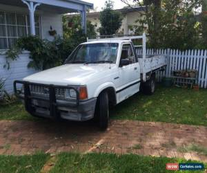 Classic Ford Courier for Sale