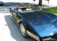 1989 Chevrolet Corvette for Sale