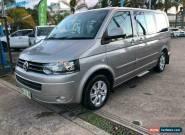 2011 Volkswagen Multivan T5 Comfortline Grey Automatic A Wagon for Sale