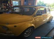 1975 Fiat 500 for Sale