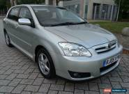 2005/05 TOYOTA COROLLA 1.4D MMT AUTO ++ 1 LADY OWNER ++ FSH ++ for Sale