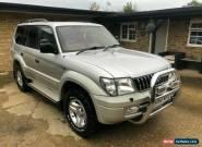 Toyota Landcruiser Colorado VX 2002 for Sale