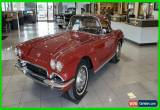 Classic 1962 Chevrolet Corvette for Sale
