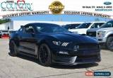 Classic 2019 Ford Mustang Shelby GT350 Fastback for Sale