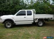 Ford Courier 2003 XL PG Supercab 4X4 for Sale