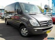 2010 Mercedes-Benz Sprinter 906 MY10 316 CDI LWB Grey 5sp 5 SP AUTOMATIC Van for Sale