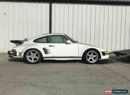 1987 Porsche 930 RUF for Sale