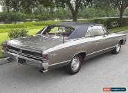 1967 Chevrolet Chevelle for Sale