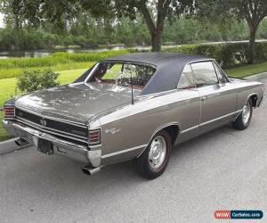 Classic 1967 Chevrolet Chevelle for Sale