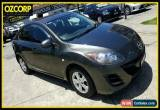 Classic 2010 Mazda 3 BL 10 Upgrade Maxx Grey Manual 6sp M Sedan for Sale