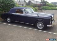 ALVIS TE21 1964 Convertible for Sale