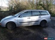 Ford Focus Ghia Diesel TD DI Estate 1.8 Spare or Repair  for Sale
