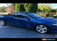 2008 FORD FG XR8 UTE for Sale