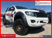 2011 Ford Ranger PX XL Hi-Rider Cab Chassis Double Cab 4dr Spts Aut White A for Sale